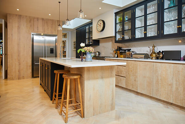 Sustainable kitchen design with The Main Company